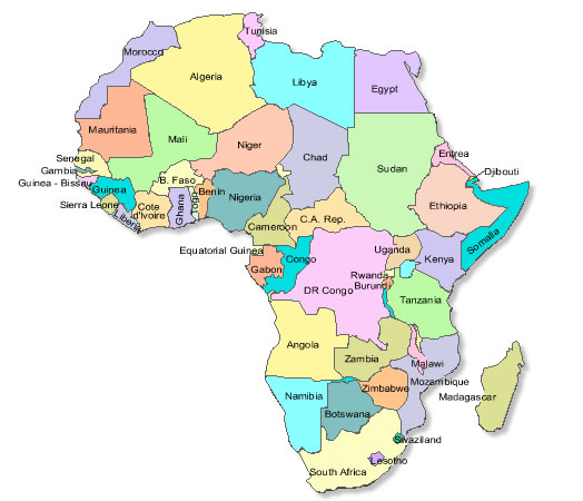 AfricaMaps The IP Factor