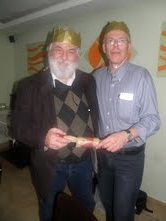 Simon and Hal with cracker 2
