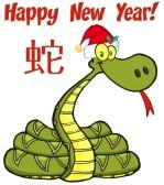 15431626-santa-snake-cartoon-character-with-text-and-chinese-symbol