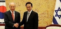 israel korea relations