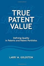 true patentent value