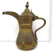 finjan coffee pot