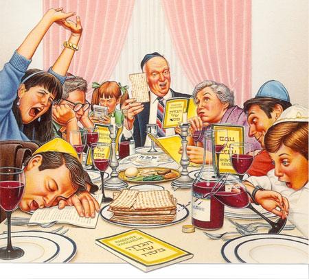 Pesach-Seder