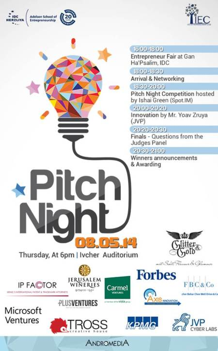 Pitch night