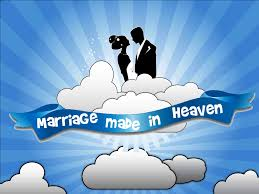 marriage made in heaven