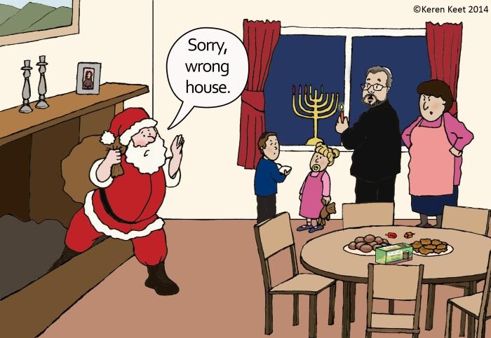Factor santa wrong address
