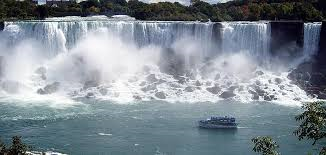 Not that kind of niagara!