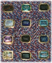 Gemstones...