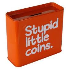 orange savings box
