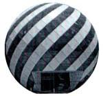 Spherical building