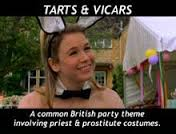 Vicars and Tarts