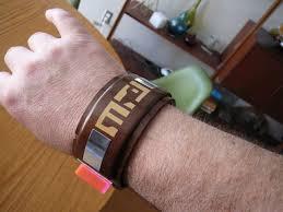 blake 7 bracelet
