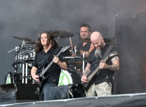 Anthrax photo by Jonas Rogowski