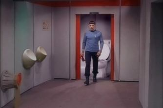Spok toilet