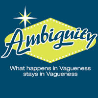 ambuguity