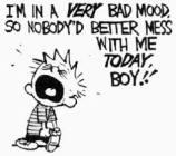 Moodiness