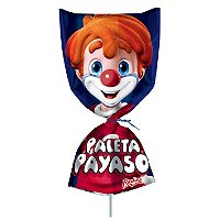 clown lollipop