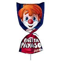 clown lollipop
