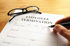 termination of employment 2