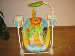 fisher price swing seat