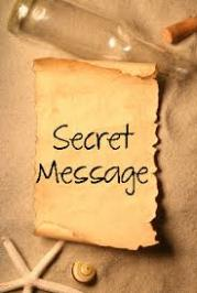 secret message