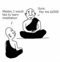 meditation profit