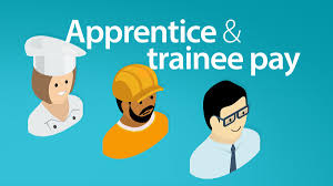 apprentice pay
