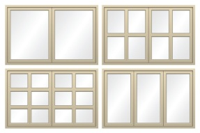 Windows-frames
