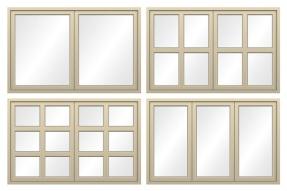 Windows-frames