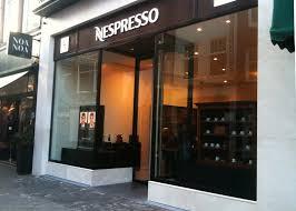 Nespresso shop