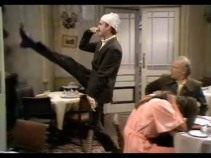 faulty towers -don't mention the war