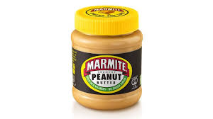 marmite and peanut butter