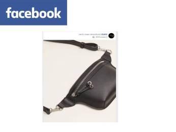 facebook bumbag